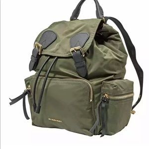 NWT AUTHENTIC Burberry rucksack Backpack
